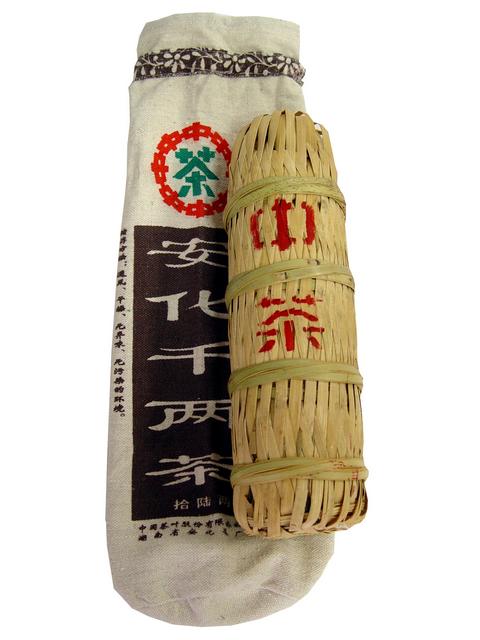 Dark Tea Bambus